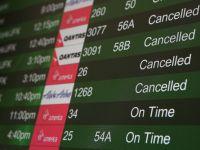 2.600 de zboruri anulate in SUA, din cauza unei furtuni ce se indreapta spre Washington