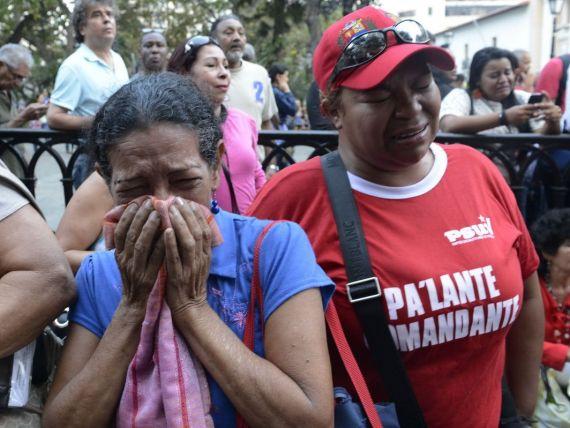 Venezuela plonjeaza in incertitudine, dupa decesul lui Chavez. Tara cu cele mai importante rezerve mondiale de titei, care si-a nationalizat bancile, petrolul si terenurile