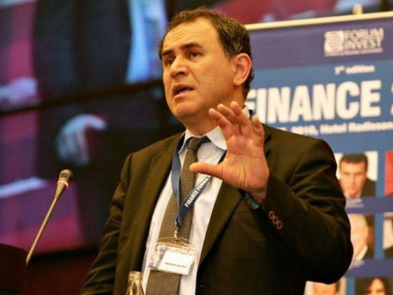 Profetul crizei, Nouriel Roubini, avertizeaza din nou: Zona euro s-ar putea confrunta cu o recesiune mai grava decat cea inceputa in 2008