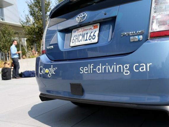 Tehnologia care va salva 1,2 milioane de vieti pe an. Google schimba modul in care se conduc masinile
