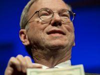 Presedintele Google primeste bonus de 6 milioane de dolari