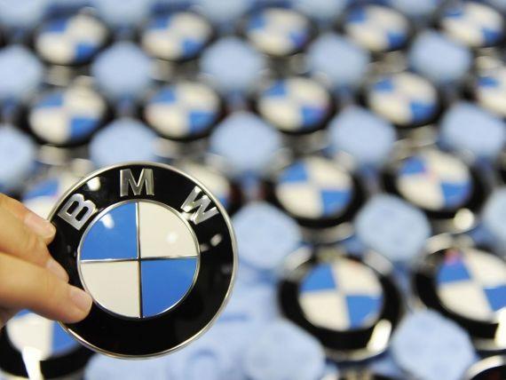 BMW, cel mai mare producator de automobile din clasa premium, a obtinut profit de 5,1 miliarde euro, in urcare usoara