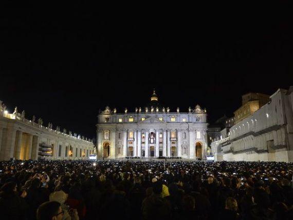 Papa Francisc scoate Italia din criza. Alegerea noului Suveran Pontif aduce Romei venituri de 55 mil. euro in luna martie