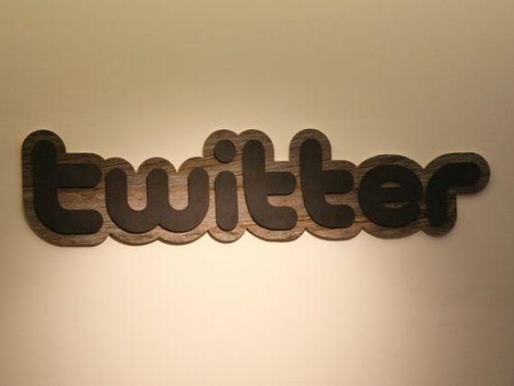 Veniturile Twitter au urcat de peste doua ori in trim.III, dar pierderile s-au triplat