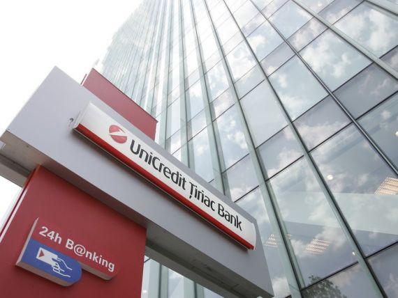 Profitul inainte de taxe al UniCredit Tiriac Bank a urcat cu 9,4%, la 46 milioane de euro