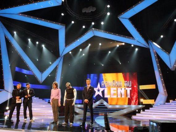 ProTV, lider de audienta cu  Romanii au talent  - 7 milioane de spectatori in minutul de aur