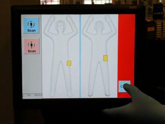 Noi teste pentru introducerea scanerelor corporale pe aeroporturi. Ce presupun controalele si cand va fi implementat sistemul