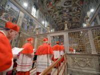 Un milion de credinciosi la Roma. Papa Francisc a primit insemnele pontificale