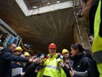 Bucurestiul va avea o noua linie de metrou. Frezele vor incepe sa sape tunelul din luna iunie