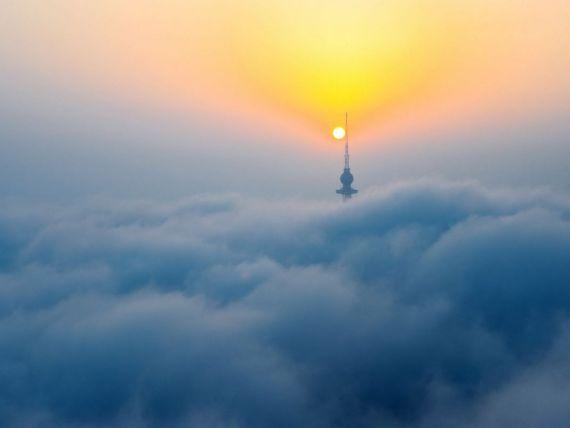 Chinezii vor sa ridice un zgarie-nori cu 220 de etaje in doar trei luni