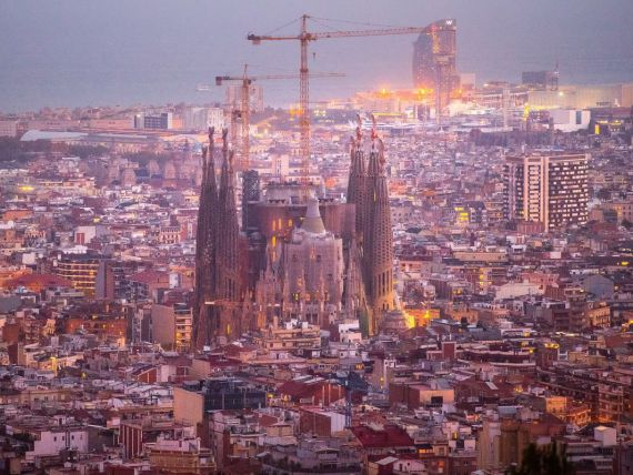 Spania, un nou record al sosirilor de turisti straini