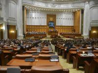 Statutul parlamentarilor a fost adoptat