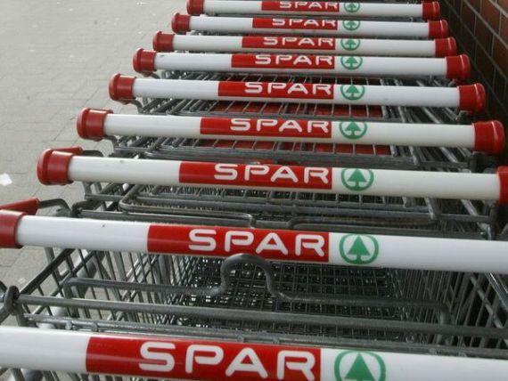 Firma din Brasov care detine franciza retailerului olandez Spar a intrat in insolventa