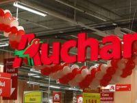 Consiliul Concurentei analizeaza preluarea hipermarketurilor Real de catre Auchan