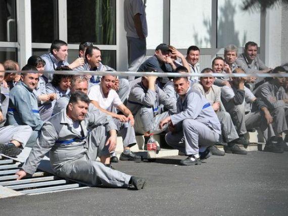 Angajatii Dacia au renuntat la protest. Pierderile producatorului auto depasesc 22 milioane euro