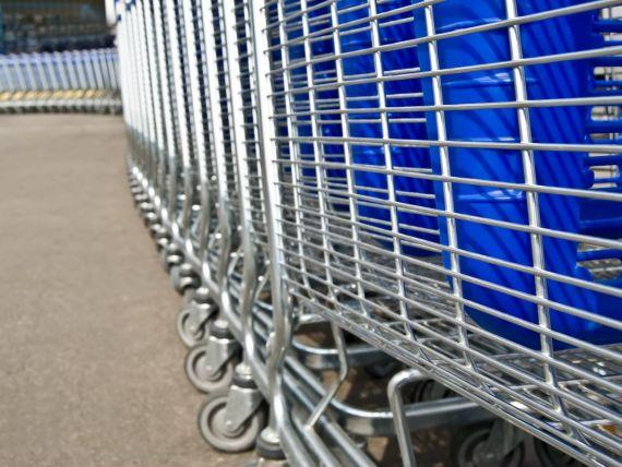 Supermarketurile din Cipru, in pericol sa ramana fara alimente, din cauza blocarii sistemului bancar