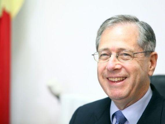 Surpriza la Fondul Proprietatea. Fostul ambasador al SUA Mark Gitenstein candideaza pentru un loc in Comitetul Reprezentantilor
