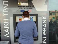 Masuri extreme in Cipru la redeschiderea bancilor. Cea mai mare firma de securitate din lume va asigura paza institutiilor de credit