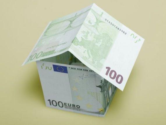 Cei care vor credit pentru Prima Casa mai au la dispozitie 570 mil. euro