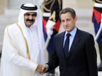 Sarkozy a vrut sa-si faca fond de investitii cu bani din Qatar. Fostul presedinte ar fi fost platit cu 3 mil. euro/an