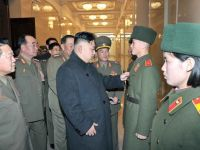 Harti militare, care indica intentia Coreei de Nord de a ataca SUA, publicate de agentia oficiala de presa de la Phenian
