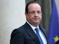 Hollande vrea sa impoziteze cu 75% salariile foarte mari din companiile franceze