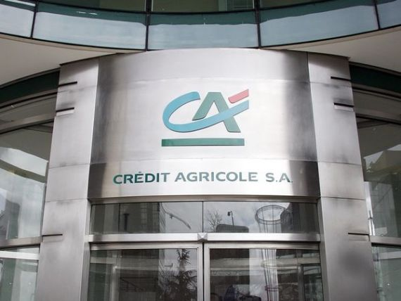 Credit Agricole Bank Romania a avut o pierdere de sase milioane de euro anul trecut