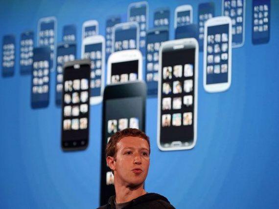 Mark Zuckerberg a lansat Facebook Home, noua interfata pentru smartphone-uri cu sistem Android