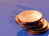 Euro pierde teren in fata leului. Cursul coboara la 4,4211 lei/euro