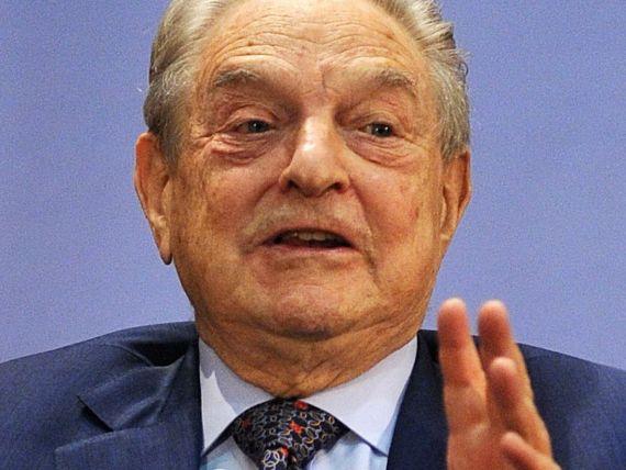 Soros:  Scaderea yenului japonez s-ar putea transforma intr-o avalansa