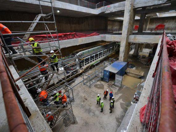 Ministrul Transporturilor: bdquo;Comisia Europeana va finanta liniile de metrou Parc Bazilescu-Straulesti si Drumul Taberei-Universitate