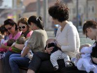 Modificarea legislativa, care anuleaza indemnizatia de crestere a copilului pentru neplata impozitelor, a intrat in vigoare la 1 aprilie