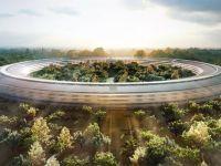 Apple isi construieste sediu nou, de 5 miliarde de dolari. Cladirea a fost gandita de Steve Jobs