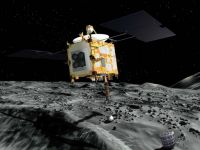 NASA vrea sa captureze un asteroid de mici dimensiuni