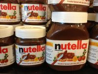 5 tone de Nutella, in valoare de peste 20.000 dolari, sustrase intr-un jaf din Germania