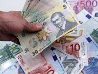 Cursul a crescut pentru a doua zi consecutiv si a ajuns la 4,3249 lei/euro