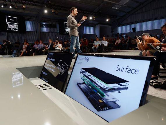 Microsoft pregateste o tableta Surface de 7 inci