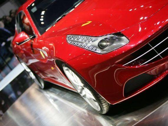 Formula 1 pentru familisti. Ferrari FF, singura masina de familie care atinge 322 km/h. VIDEO