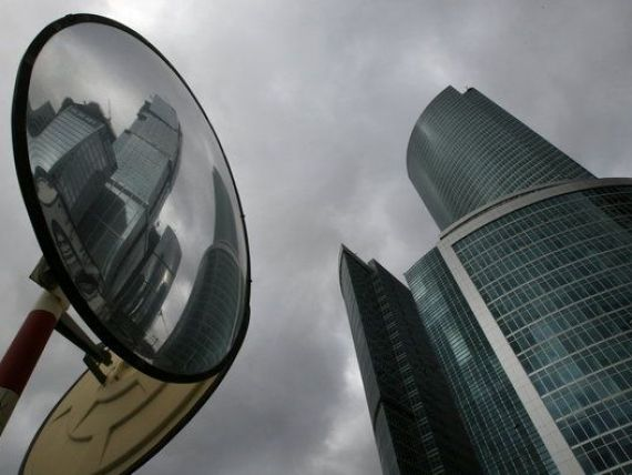 Transfomarea Moscovei. Rusii construiesc cele mai inalte cladiri din Europa, intr-un complex financiar dublu fata de Canary Warf din Londra