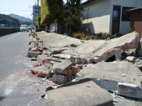 Un cutremur cu magnitudinea 7 s-a produs vineri noapte in China. Cel putin 100 de morti si 2.000 de raniti