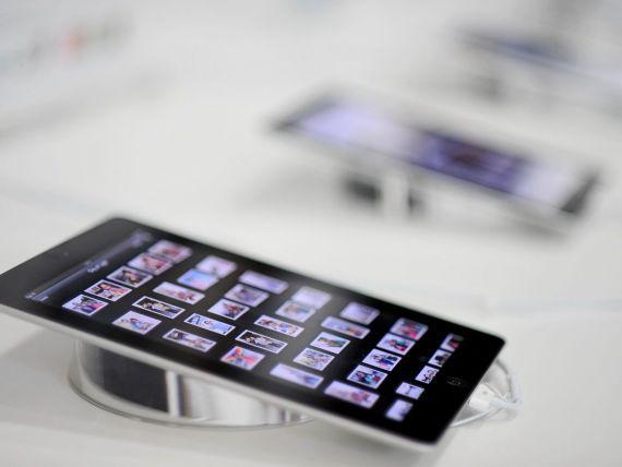 Vanzarile de tablete se vor dubla in acest an, ajungand la 450.000 de unitati