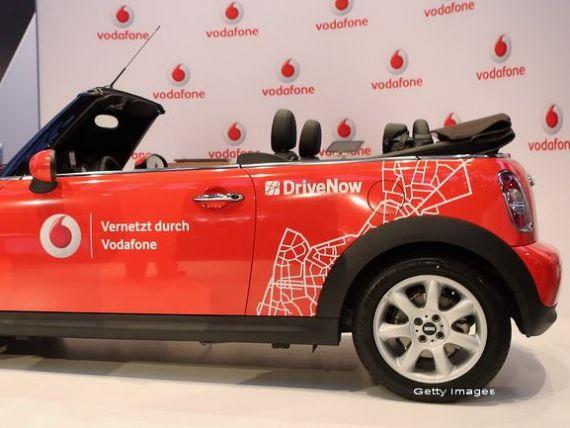 Vodafone ar putea primi o oferta de 100 miliarde dolari pentru o participatie la o companie din SUA