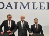 Daimler a iesit din actionariatul EADS. A vandut participatia de 7,5% pentru 2,2 miliarde euro