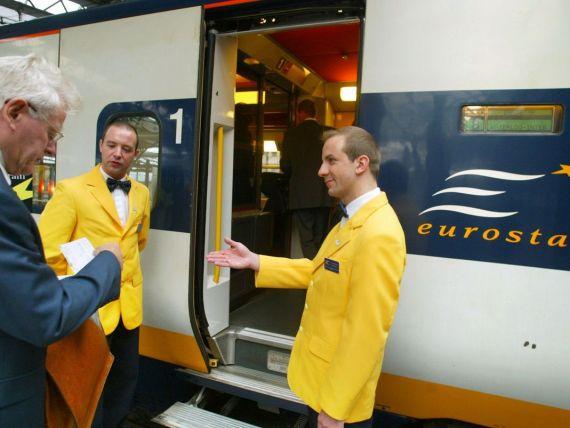 Trenurile Eurostar isi modifica traseele: vor ajunge in mai multe destinatii din Europa