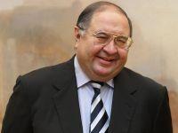 Miliardarul rus Aliser Usmanov conduce un top al bogatilor din Marea Britanie