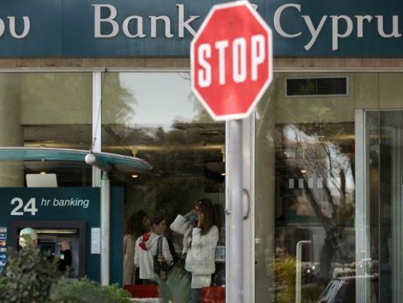 Deschiderea sucursalei Bank of Cyprus din Romania, amanata pentru joi