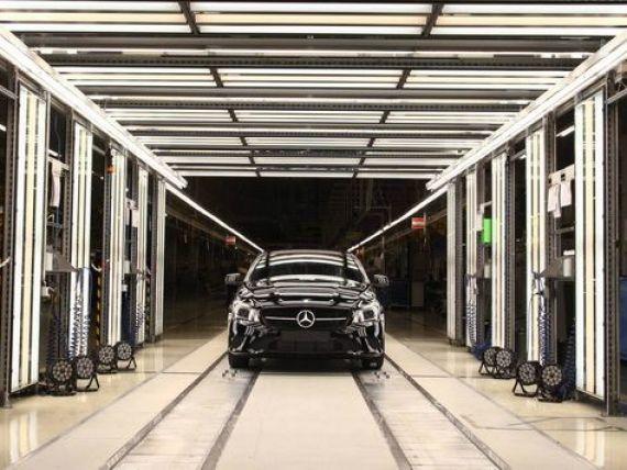 Daimler vrea sa deschida o fabrica de componente auto la Cugir