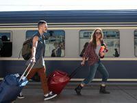 Patru trenuri InterRegio vor circula fara oprire pe traseul Bucuresti - Constanta - Mangalia