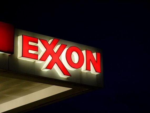 Profitul Exxon Mobil, cea mai valoroasa companie din lume, a crescut in primul trimestru la 9,5 mld. dolari