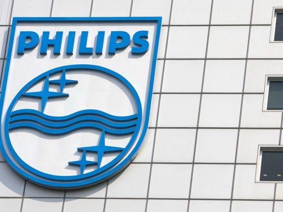 Punct de cotitura. Philips vinde 80,1% din divizia de componente pentru iluminat pentru 2,8 miliarde dolari